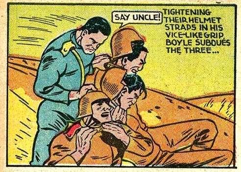 Pep Comics #1, January 1940