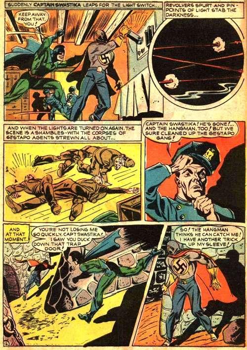 Hangman Comics #2 (Spring, 1942)