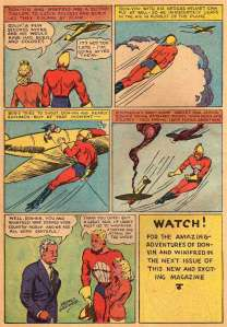 Hyper Mystery Comics #2, June 1940
